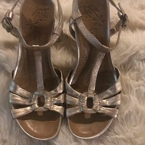 Kenneth Cole Reaction heeled sandals